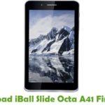 iBall Slide Octa A41 Firmware