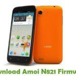 Amoi N821 Firmware