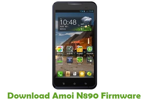 Download Amoi N890 Firmware