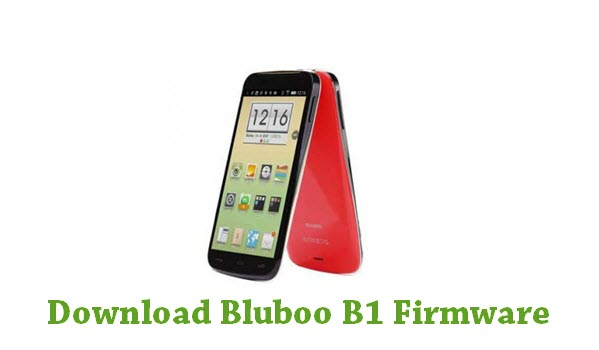 Download Bluboo B1 Firmware