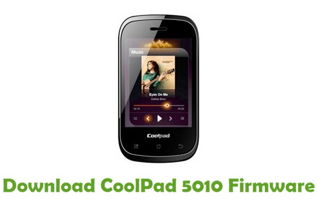 Download CoolPad 5010 Firmware