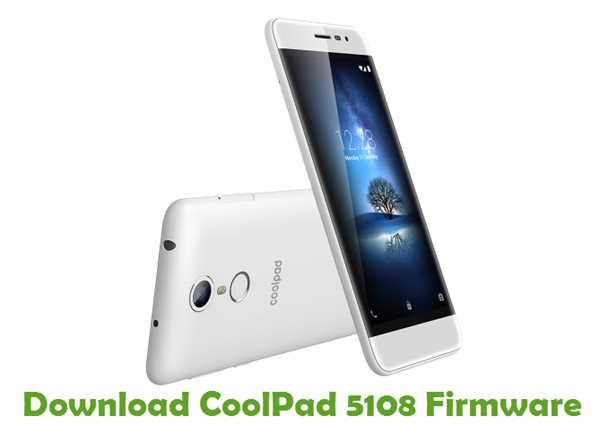 Download CoolPad 5108 Firmware