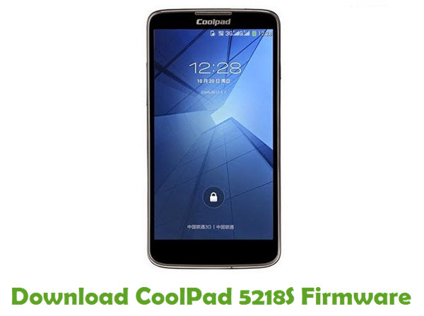 Download CoolPad 5218S Firmware