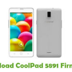 CoolPad 5891 Firmware