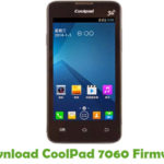 CoolPad 7060 Firmware