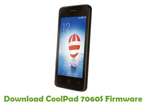 Download CoolPad 7060S Firmware