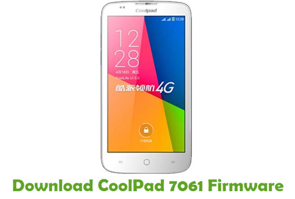 Download CoolPad 7061 Firmware