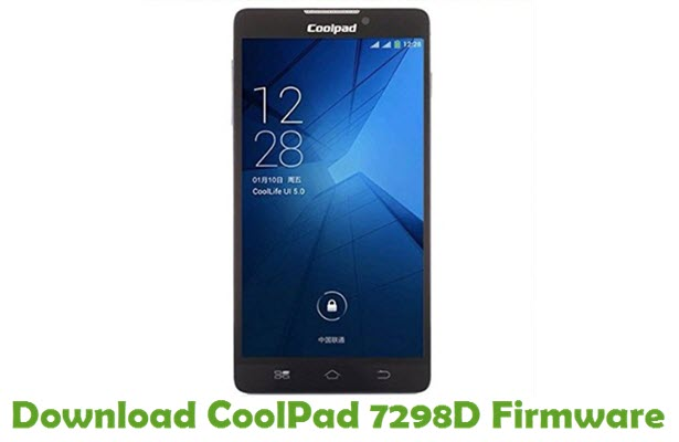 Download CoolPad 7298D Firmware
