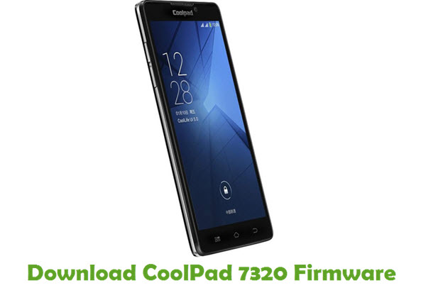 Download CoolPad 7320 Firmware