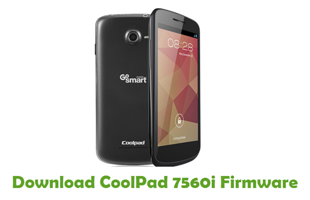 Download CoolPad 7560i Firmware