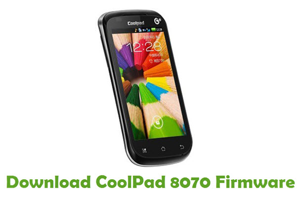 Download CoolPad 8070 Firmware