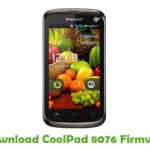 CoolPad 8076 Firmware