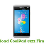 CoolPad 8122 Firmware