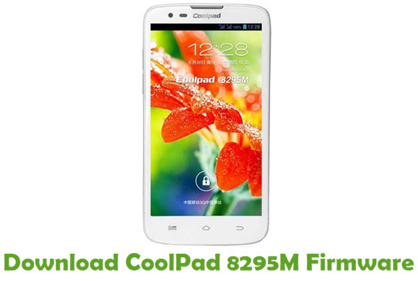Download CoolPad 8295M Firmware
