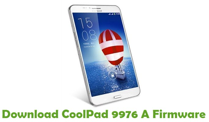 Download CoolPad 9976 A Firmware