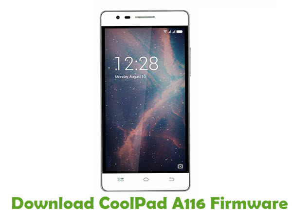 Download CoolPad A116 Firmware
