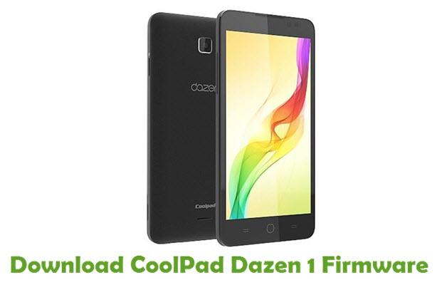 Download CoolPad Dazen 1 Firmware