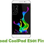 CoolPad E501 Firmware