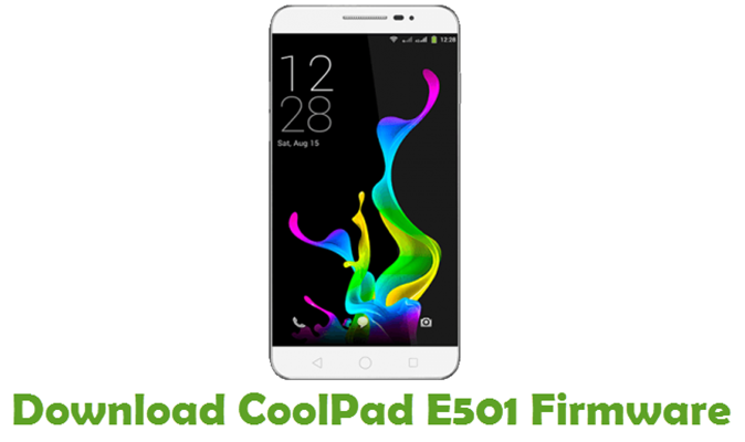 Download CoolPad E501 Firmware