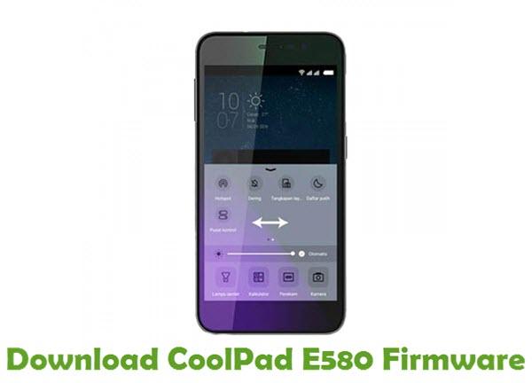Download CoolPad E580 Firmware
