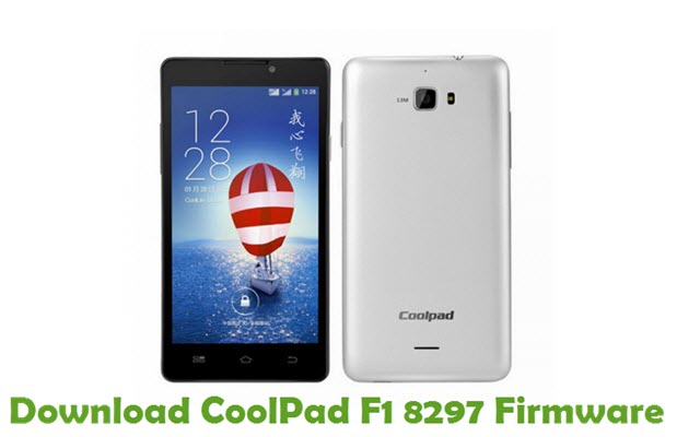 Download CoolPad F1 8297 Firmware