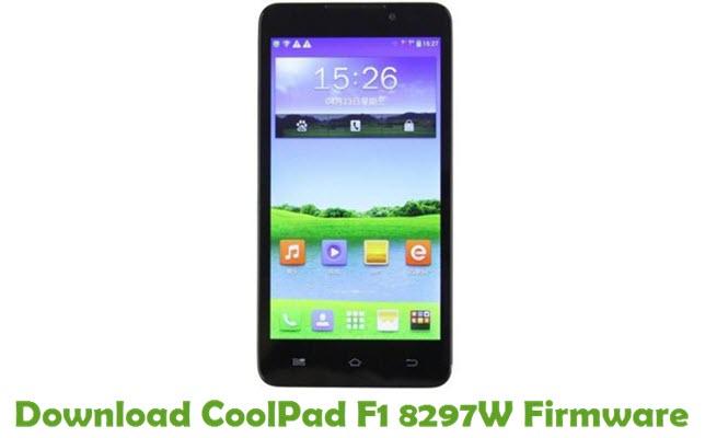 Download CoolPad F1 8297W Firmware
