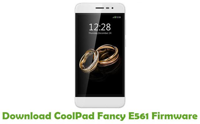 Download CoolPad Fancy E561 Firmware