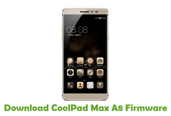 Download CoolPad Max A8 Firmware