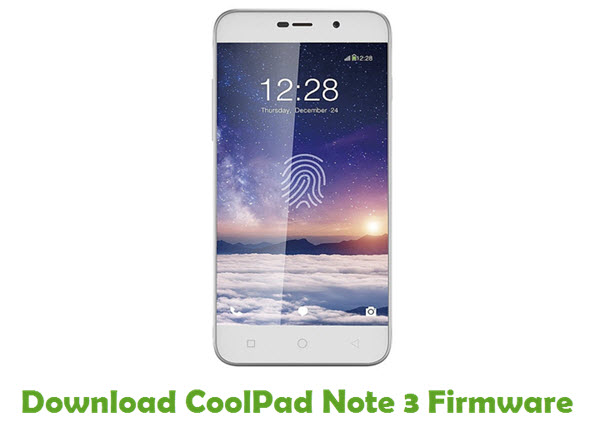 Download CoolPad Note 3 Firmware