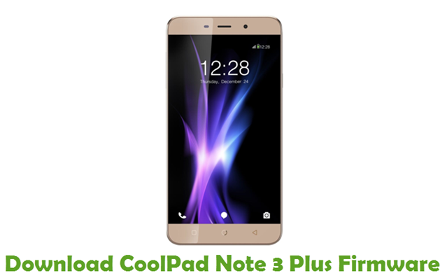 Download CoolPad Note 3 Plus Firmware