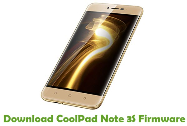 Download CoolPad Note 3S Firmware