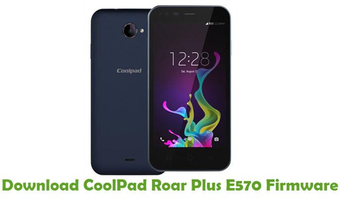Download CoolPad Roar Plus E570 Firmware