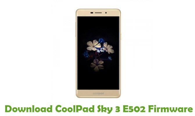 Download CoolPad Sky 3 E502 Firmware