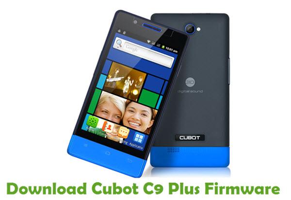 Download Cubot C9 Plus Firmware
