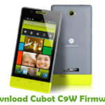 Cubot C9W Firmware