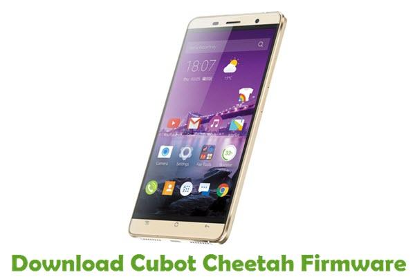 Download Cubot Cheetah Firmware