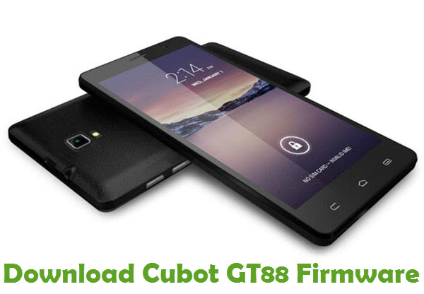 Download Cubot GT88 Firmware