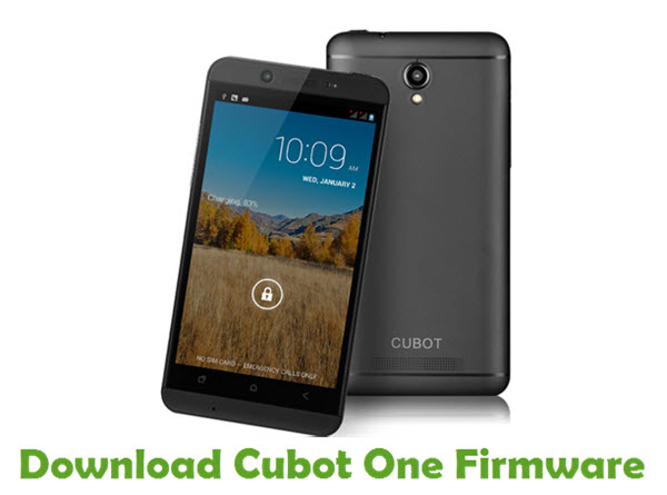 Download Cubot One Firmware