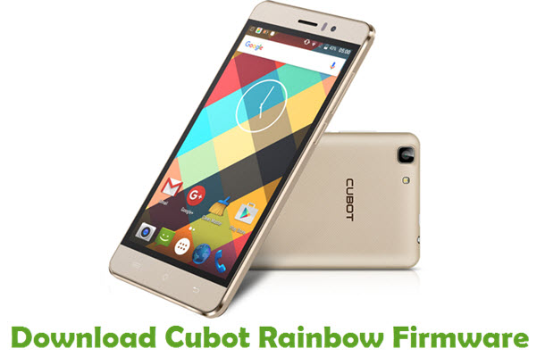 Download Cubot Rainbow Firmware