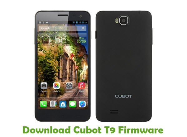Download Cubot T9 Firmware