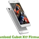Cubot X17 Firmware