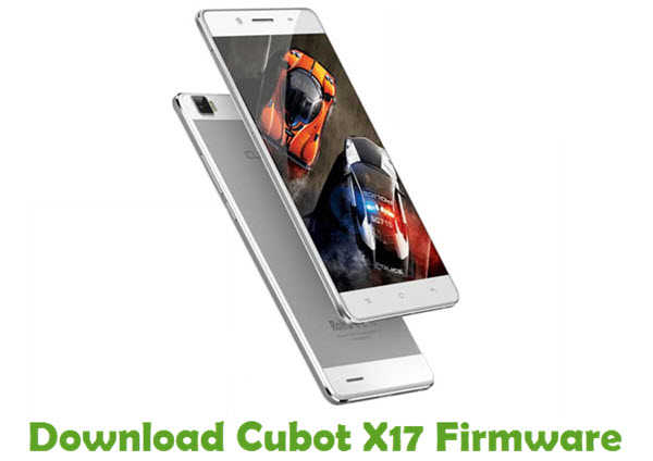Download Cubot X17 Firmware