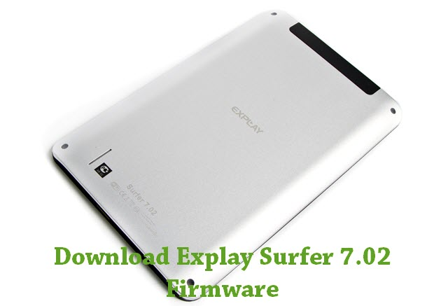 Download Explay Surfer 7.02 Stock ROM