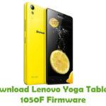 Lenovo Yoga Tablet 2 1050F Firmware