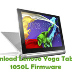 Lenovo Yoga Tablet 2 1050L Firmware