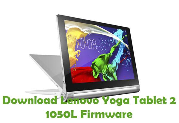 Download Lenovo Yoga Tablet 2 1050L Stock ROM