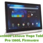 Lenovo Yoga Tablet 2 Pro 1380L Firmware