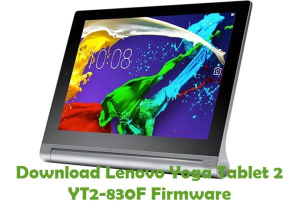 Download Lenovo Yoga Tablet 2 YT2-830F Stock ROM