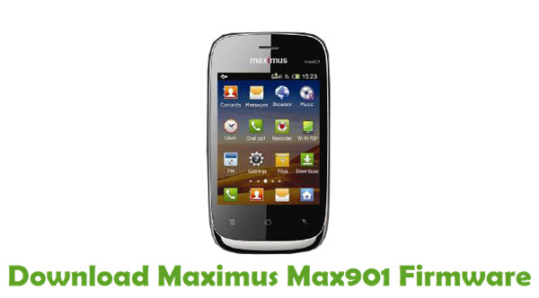 Download Maximus Max901 Firmware