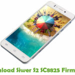 Siwer S2 SC8825 Firmware